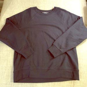Navy Crewneck Sweatshirt NWOT